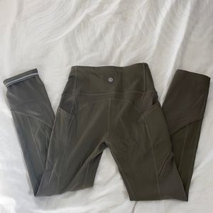 Lululemon All The Right Places Pant II.